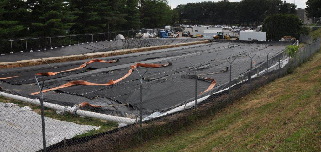 Contaminated Sediment Dewatering