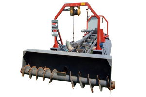 Electric Remote Dredge